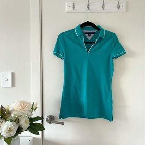 NEW Tommy Hilfiger Slim Fit Polo Shirt size XS